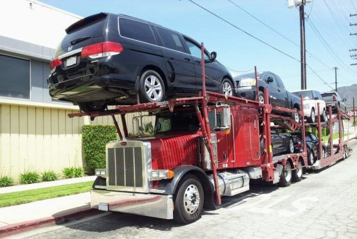 Car Transport Open