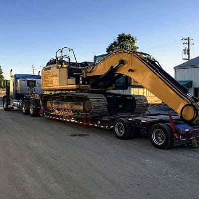 Heavy Haul Trucking
