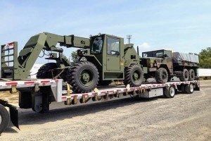 oversized vehicle transport