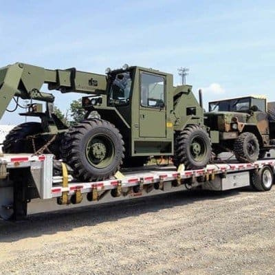 Oversized Vehicle Transport