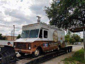 food truck transport