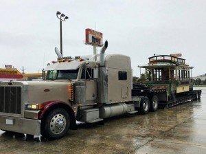 large vehicle shipping