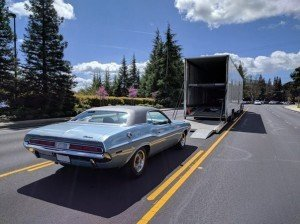 enclosed auto transport chevy chevelle