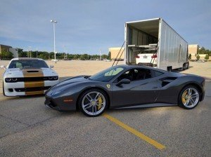 Luxury Vehicles Enclosed Auto Transport
