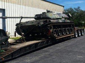 heavy haul transport