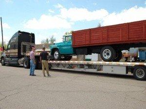 large vehicle transport