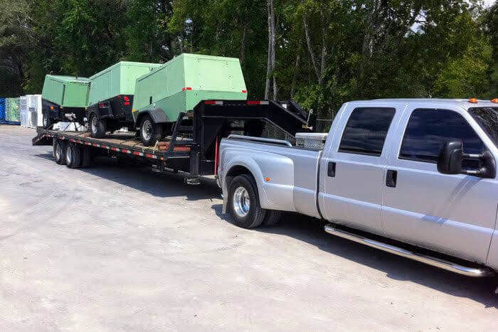 Expedited Flatbed