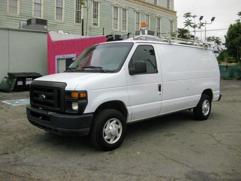 Cargo Van Transport