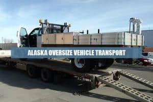 Alaska Oversize Vehicle Transport