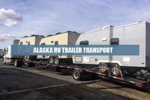 Alaska RV Transport